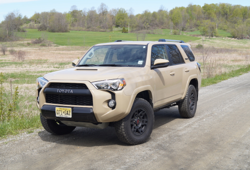 2016 Toyota 4Runner TRD-Pro Review : The FJ40 of the 21st Century