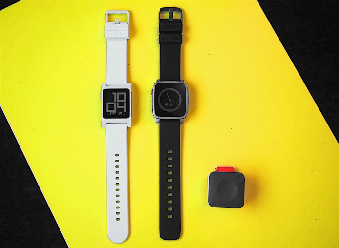 Pebble Surprises with Core Fitness Wearable
