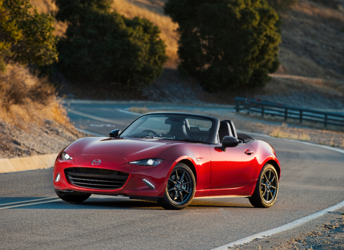Quick Drive : Accidentally 'Stealing' a 2017 Mazda Miata