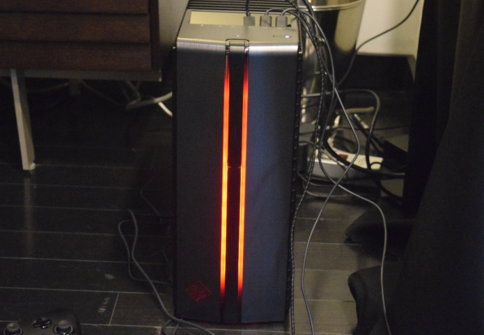 Hands-on : HP Omen Desktop Brings Looks and VR-Ready Power