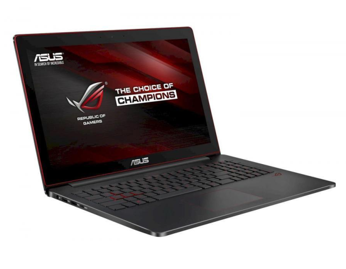 ASUS ROG G501VW review : An excellent laptop, if you don't mind the heat