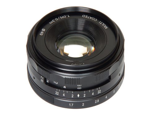 Meike 35mm f/1.7 Lens Review