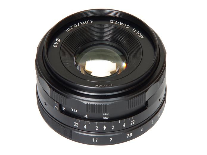 Meike 35mm f/1.7 Lens Review