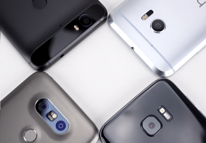 Top 5 smartphone features in the past 5 years