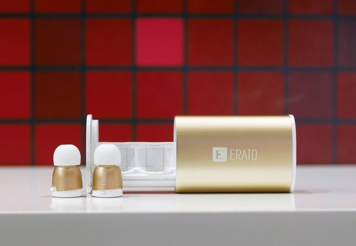 Hands-On with the Erato Apollo 7 wireless earbuds