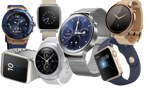 Best smartwatch 2016 : Apple, Pebble, Samsung, Sony, Tag and more