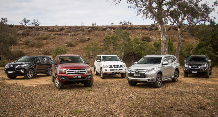 ford everest occasion