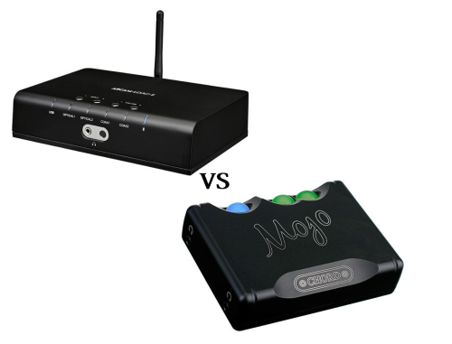 Arcam irDAC-II vs Chord Mojo review