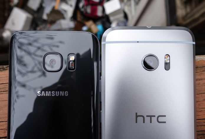 HTC 10 vs. Galaxy S7 Camera Face-Off : Samsung Still on Top