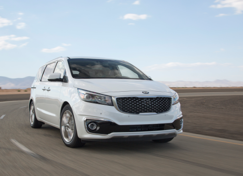 Kia Sedona SXL Review : Yeah, it's a Minivan. So What?