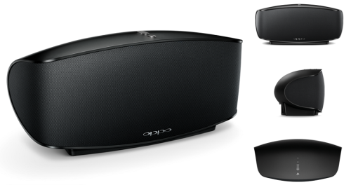 Oppo Sonica WiFi Speaker System Preview
