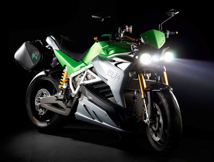 2016 Energica Eva First Ride Review