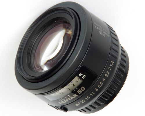 SMC Pentax-FA 50mm f/1.4 Review