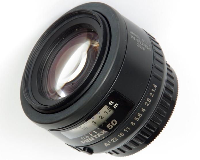 SMC Pentax-FA 50mm f/1.4 Review