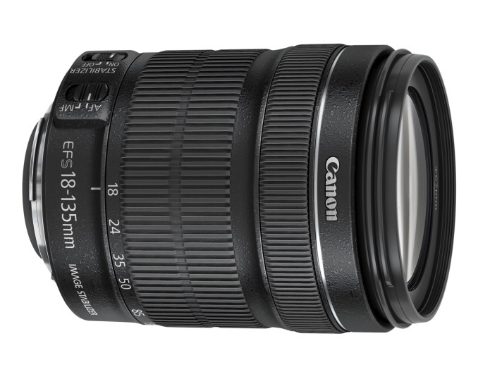 Canon EF-S 18-135mm f/3.5-5.6 IS USM Review