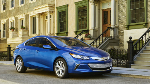5 Most American-Made Electric Vehicles of 2016