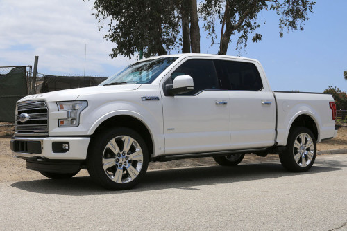 FIRST DRIVE: 2016 FORD F-150 LIMITED 4×4