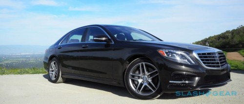 2016 Mercedes-Benz S550 Review – Silicon Valley on wheels