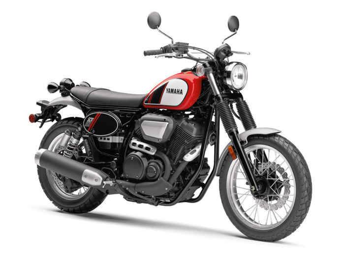 2017 Yamaha SCR950 - FIRST LOOK REVIEW