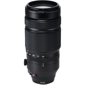 Fujifilm XF 100-400mm f/4.5-5.6 R LM OIS review