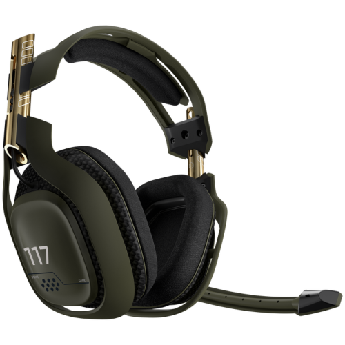 The new Astro A50 adds customisation to an already great headset