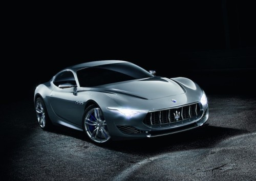Maserati's Alfieri Sports Car Could Offer Electric Option