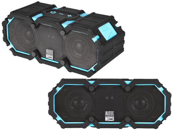 Altec Lansing Mini Lifejacket III review : This rugged Bluetooth speaker isn't just water resistant, it's fully submersible