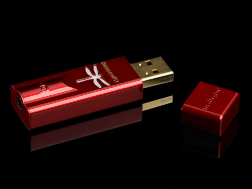 AudioQuest DragonFly Red review