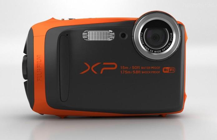 Fujifilm FinePix XP90 WP Review
