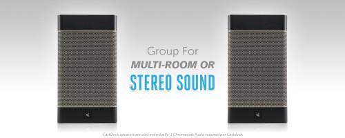 Grace Digital CastDock X2: World's first speaker dock for Chromecast Audio