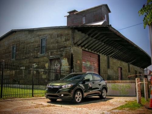 2016 Honda HR-V Review: Compact Capability With Honda Reliability
