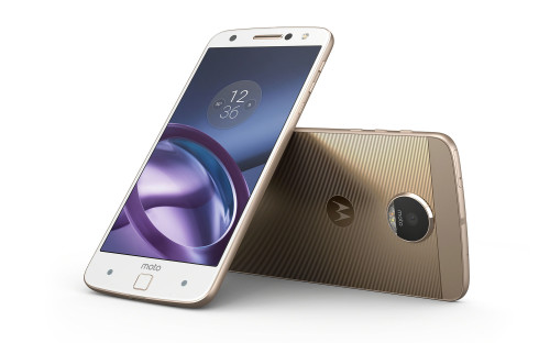 The Moto Z vs. the competition: Much more than a gimmick