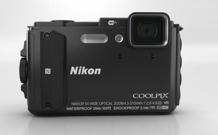 Nikon Coolpix AW130 Review