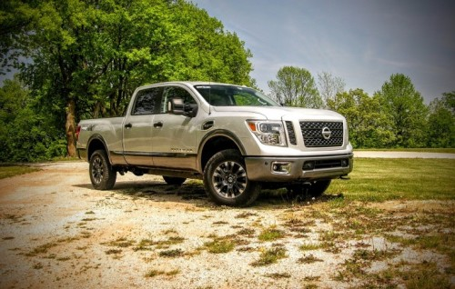 First Drive: You Won't Miss Diesel With Nissan's Gasoline Titan