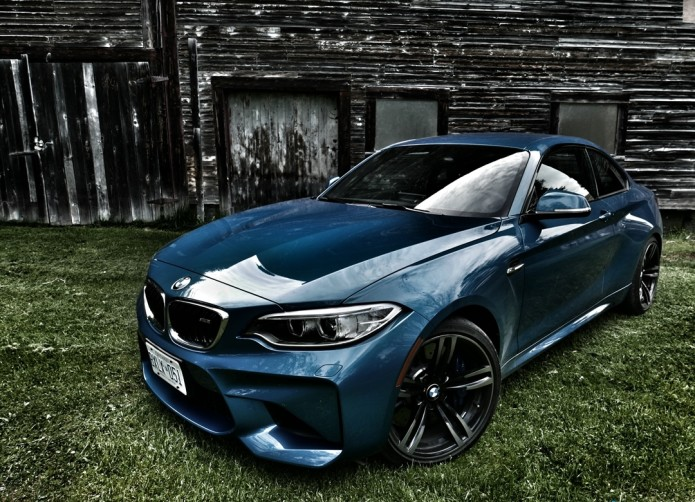 2016 BMW M2 Review : The 'M' Stands For 'Fun'