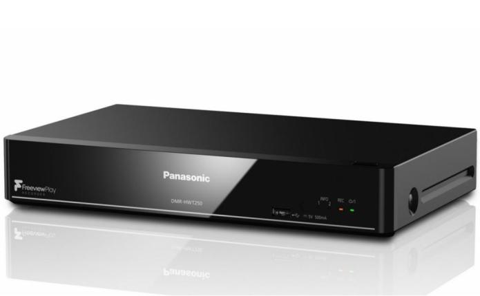 Panasonic DMR-HWT250EB (HWT250) PVR Review