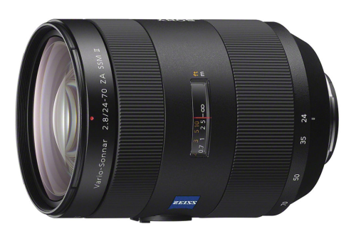Sony Vario-Sonnar T* 24-70mm F2.8 ZA SSM II Review