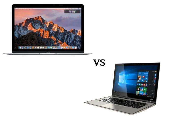macOS Sierra vs Windows 10 : Why Apple Wins