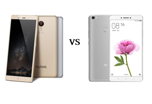 Nubia Z11 Max vs Xiaomi Mi Max : Which one is Better?