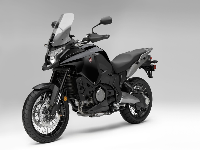 2016 Honda VFR1200X Review
