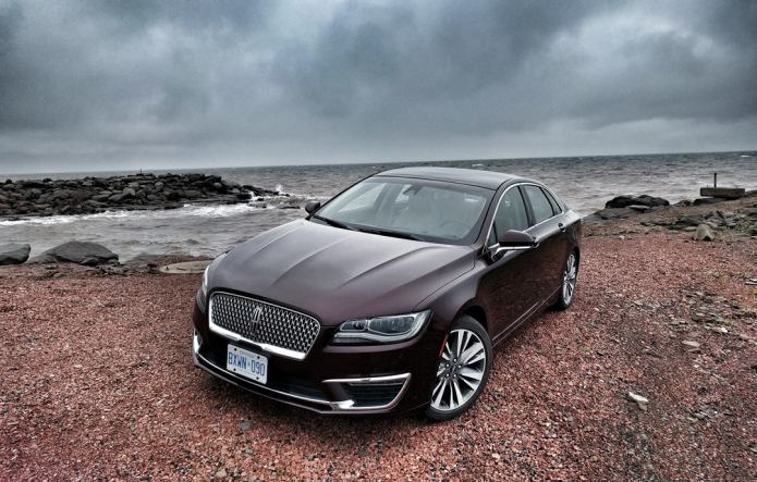 2017 Lincoln MKZ and MKZ Hybrid First Drive Review