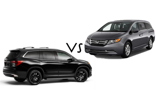 SUV or Minivan : Which Should You Buy?