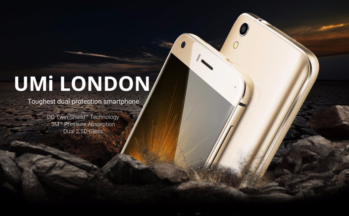 UMI LONDON REVIEW – ANDROID 6.0 PHABLET