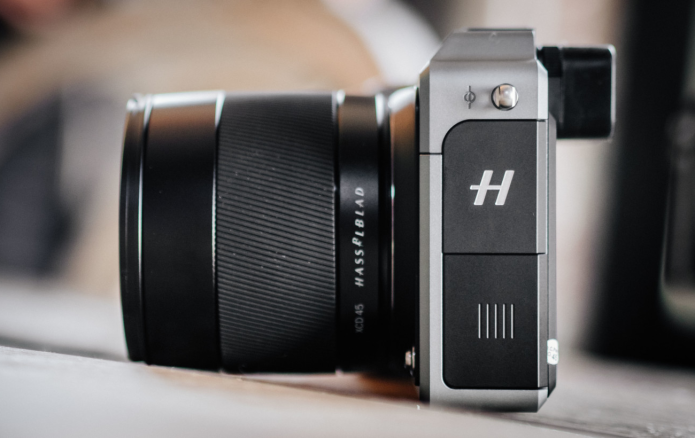 Hasselblad X1D-50c Hands-On Preview