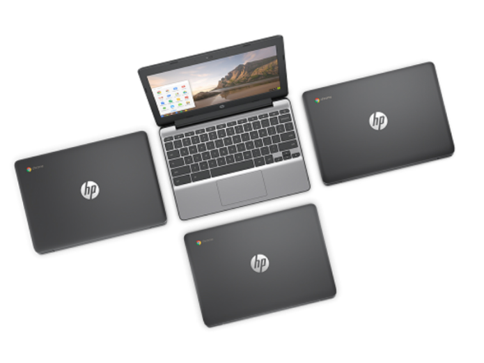 HP Chromebook 11 G5 Sports Touchscreen for Android Apps
