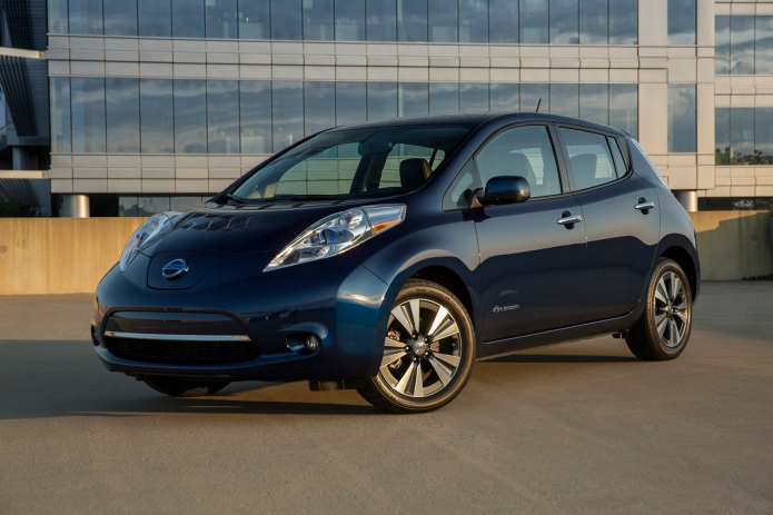 Quick Drive : 107-Mile Nissan Leaf Does NYC to Philly Round Trip