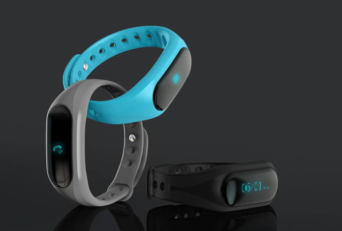 Cubot V1 – smartband with a display