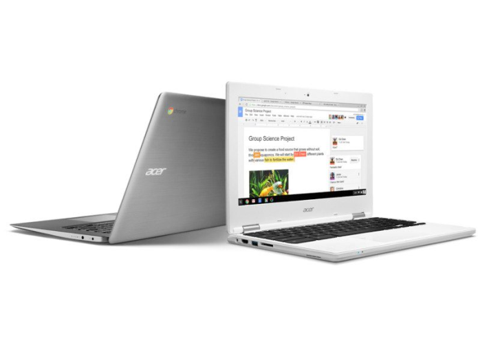 Acer Chromebook 11 (2016), Chromebook 14 now up on Google Store