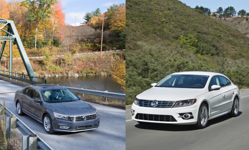 Volkswagen Passat vs. Volkswagen CC : Buy This, Not That