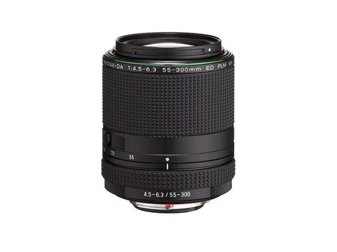 Ricoh announces the HD Pentax-DA 55-300mm F4.5-6.3 ED PLM WR RE lens